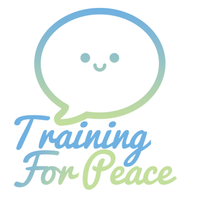 training for peace logo branding creative donut website design newbury berkshire sam lee
