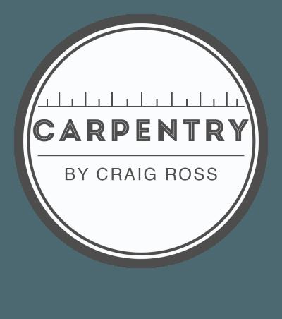 craig ross carpentry joinery logo branding creative donut website design newbury berkshire sam lee