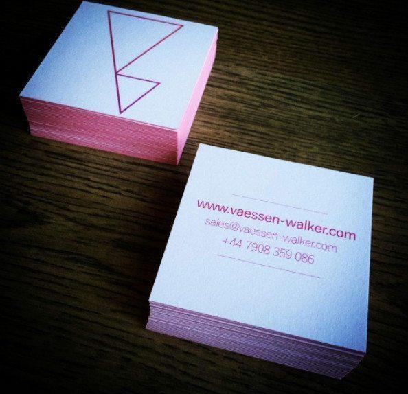 the creative donut best web design berkshire newbury designer business cards