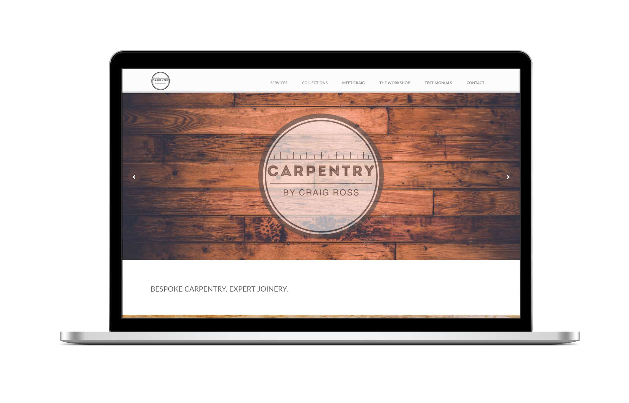 creative donut best web design reading carpentry by craig ross