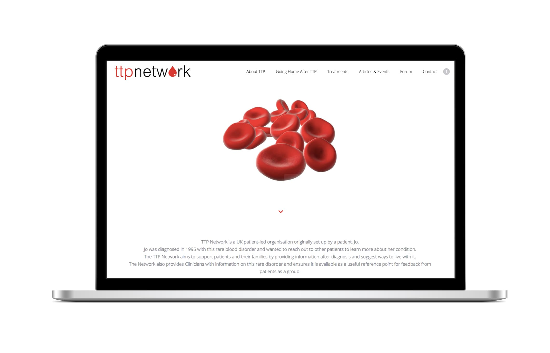 creative donut best web design berkshire newbury TTP Network